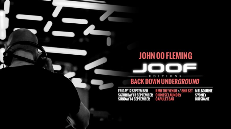 John 00 Fleming Australia Tour
